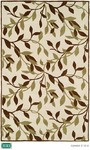 HRI Camelot II 12-A Ivory Closeout Area Rug