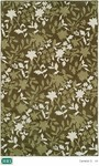 HRI Camelot II 14 Green Closeout Area Rug