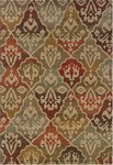 Oriental Weavers Casablanca 4442c Closeout Area Rug