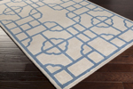 Surya Beth Lacefield Calaveras CAV-4029 Taupe/Slate/Beige Closeout Area Rug - Fall 2015
