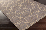 Surya Canyon CAY-7002 Grey/Taupe Closeout Area Rug - Spring 2015