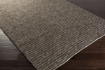 Surya Papilio Cable CBL-7000 Grey/Chocolate Closeout Area Rug - Fall 2015