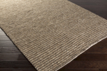 Surya Papilio Cable CBL-7001 Chocolate/Beige Closeout Area Rug - Fall 2015