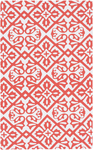 Surya Cape Cod CCD-1009 Coral Closeout Area Rug