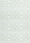 Surya Cape Cod CCD-1011 Mint/Ivory Closeout Area Rug