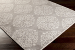 Surya Angelo Surmelis Chapman Lane CHLN-9007 Grey/Silver Cloud Area Rug