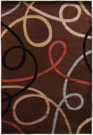 Surya Charleston CHN-1500 Brown Closeout Area Rug - Fall 2011