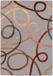 Surya Charleston CHN-1502 Blue Gray Closeout Area Rug - Fall 2011