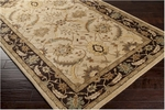 Surya Clifton CLF-1013 Ivory/Tan/Toast Area Rug