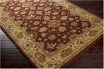 Surya Clifton CLF-1015 Red Clay/Parchment/Fawn Closeout Area Rug - Fall 2013