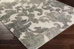 Surya Clarissa CLI-3002 Olive/Charcoal/Light Grey/Olive Area Rug