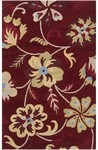 Surya Centennial CNT-1054 Carnelian/Ivory/Pale Gold Closeout Area Rug - Spring 2013