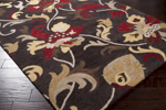 Surya Centennial CNT-1058 Wenge/Parchment Closeout Area Rug - Spring 2013