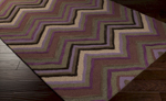 Surya Centennial CNT-1071 Rosy Mauve/Shadowy Mauve/Dusty Orchid Closeout Area Rug - Spring 2015