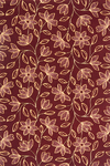 Momeni Capri CR-04 Burgundy Closeout Area Rug - Fall 2012