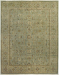 Surya Castle CSL-6003 Olive/Chocolate/Gold Area Rug