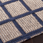 Surya Country Living Country Jutes CTJ-2012 Cobalt/Natural Closeout Area Rug - Fall 2012