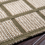 Surya Country Living Country Jutes CTJ-2014 Grass/Natural Closeout Area Rug - Fall 2012