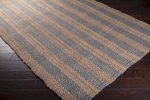 Surya Country Living Country Jutes CTJ-2019 Pussywillow Grey/Tan/Praline Closeout Area Rug - Fall 2014