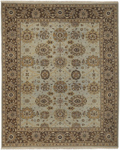 Surya Danila DAN-6003 Light Grey/Chocolate/Gold/Olive/Tan Closeout Area Rug