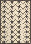 Nourison Decor DER03 IVGRY Ivory/Grey Area Rug