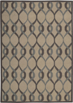 Nourison Decor DER04 TAU Taupe Closeout Area Rug