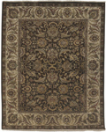 Surya Dinar DIN-1590 Chocolate/Taupe/Ivory/Mocha/Olive Closeout Area Rug