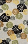 Surya Dreamscape DRE-4405 Winter White/Oatmeal/Iron Ore Closeout Area Rug - Spring 2013