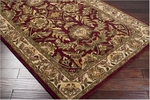 Surya Dream DST-20 Burgundy Closeout Area Rug - Fall 2011