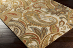 Surya Ellora ELO-4004 Tan/Olive/Rust Closeout Area Rug - Spring 2015