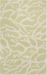 Surya Somerset Bay Escape ESP-3003 Lettuce Leaf/White Closeout Area Rug - Fall 2014