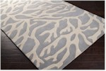 Surya Somerset Bay Escape ESP-3008 Light Grey/White Closeout Area Rug - Fall 2014