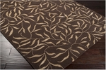 Surya Essence ESS-4603 Brown Closeout Area Rug - Spring 2011