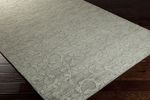 Surya Etching ETC-4904 Taupe Closeout Area Rug - Spring 2014