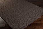 Surya Etching ETC-4909 Chocolate Closeout Area Rug - Spring 2015