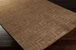 Surya Etching ETC-4910 Taupe Closeout Area Rug - Fall 2014