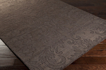 Surya Etching ETC-4925 Chocolate Closeout Area Rug - Spring 2015
