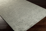 Surya Etching ETC-4931 Grey Closeout Area Rug - Fall 2014