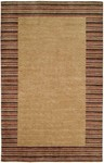 HRI European 1231 Beige Closeout Area Rug