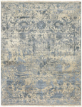 Surya Flen FLN-7001 Slate/Charcoal/Ivory/Light Grey Area Rug