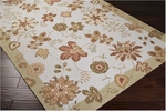 Surya Flor FLO-8901 Pale Mint Closeout Area Rug - Fall 2011