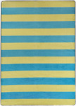 Surya Seventeen Flirty FLT-1058 Blue/Yellow Closeout Area Rug - Spring 2011