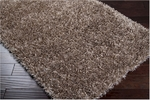 Surya Candice Olson Fusion FSN-6002 Dark Brown/Safari Tan/Parchment Closeout Area Rug - Spring 2015