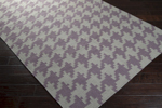 Surya Frontier FT-103 Twilight Mauve/Elephant Grey Closeout Area Rug - Fall 2013