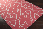 Surya Frontier FT-236 Honeysuckle Pink/Pale Jade Closeout Area Rug - Fall 2015