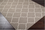 Surya Frontier FT-42 Brindle/Taupe Beige Area Rug