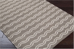 Surya Frontier FT-49 Brindle/Taupe Beige Closeout Area Rug - Fall 2012