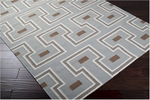 Surya Frontier FT-69 Dried Oregano/Papyrus/Mocha Closeout Area Rug - Spring 2014