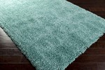 Surya Goddess GDS-7500 Dark Robin's Egg Blue Area Rug