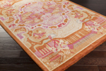 Surya Geisha GES-1004 Carnation/Beige/Tan/Rust/Gold/Cherry Area Rug